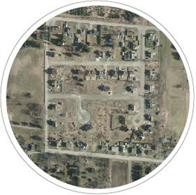 Carte interactive des développements résidentiels